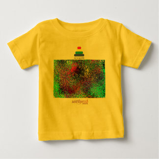 Infant T-shirt for creative expression