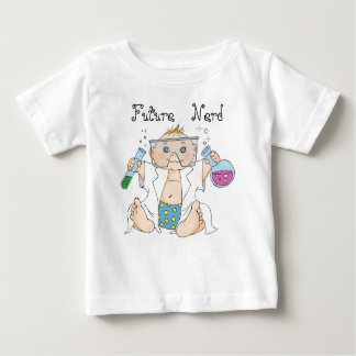 Infant t-shirt / Future Nerd / Boy