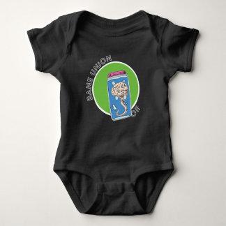 Infant T-Shirt with Bane Union's My Mind Logo