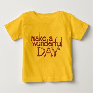 Infant T-Shirt (Yellow)