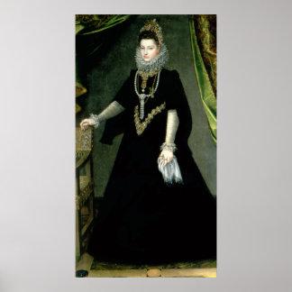 Infanta Isabella Clara Eugenia Poster