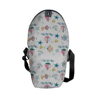 infantile design commuter bag