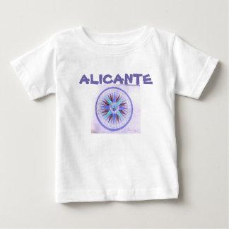 Infantile t-shirt wind rose