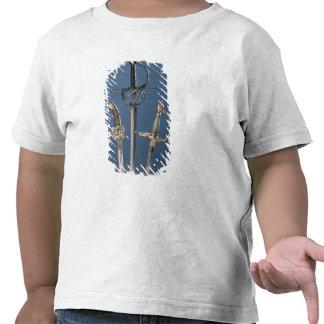 Infantry officer's sword t-shirt
