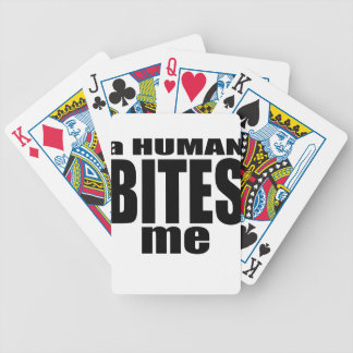 infection weird human bites become black tee morta bicycle playing cards