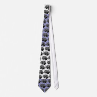 Inferior Berzerko Gyrus -  Lavender Blue White Tie