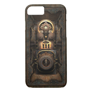 Infernal Steampunk Contraption (Enclosed) Case-Mate iPhone Case