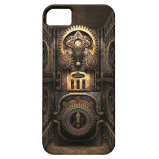 Infernal Steampunk Contraption iPhone 5 Cover
