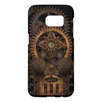 Infernal Steampunk Machine #2 Samsung Galaxy S7 Case