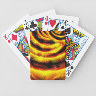 Inferno Bicycle Playing Cards