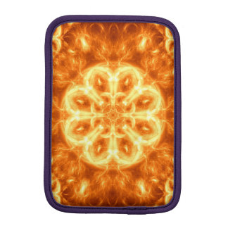 Inferno Mandala iPad Mini Sleeves