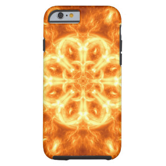 Inferno Mandala Tough iPhone 6 Case