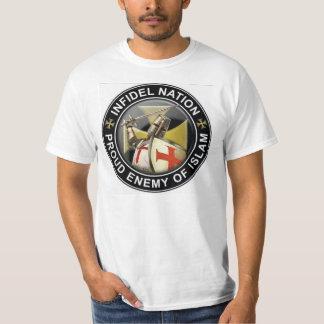 Infidel Nation! T-Shirt