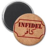 Infidel Refrigerator Magnets