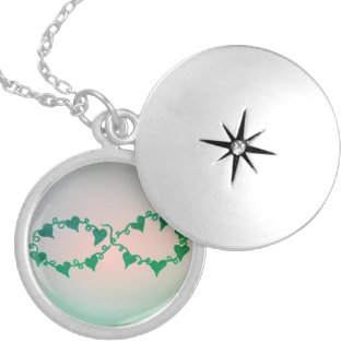 Infinate Loop Ivy Locket