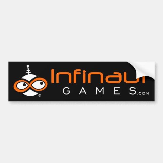 Infinaut Games Bumper Sticker