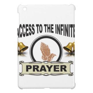 infinite access prayer cover for the iPad mini