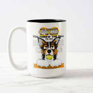 Infinite Border Collie Mug