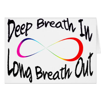 infinite breath card