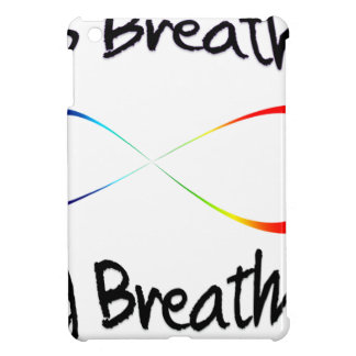 infinite breath iPad mini cover