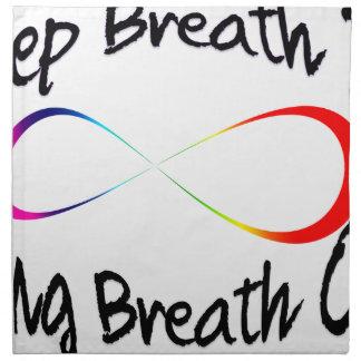 infinite breath napkin
