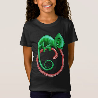 Infinite Chameleon Kids T-shirt Dark