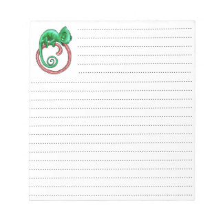 Infinite Chameleon Notepad
