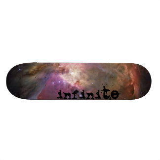 Infinite Deck Skate Deck
