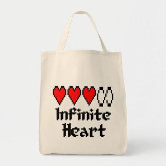 Infinite Heart tote