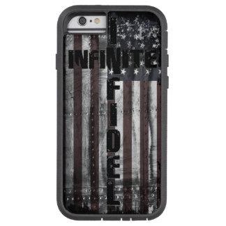 INFINITE INFIDEL USA Flag iPhone 6 Xtreme Case Tough Xtreme iPhone 6 Case