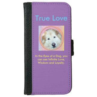 Infinite Love Phone Case Wallet Style