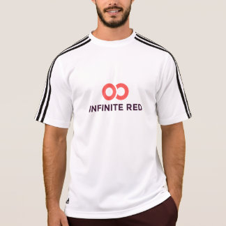 Infinite Red logo technical shirt