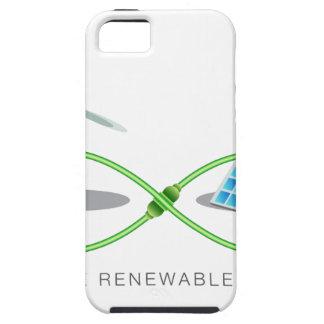 Infinite Renewable Energy iPhone 5 Cases