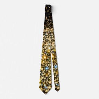 Infinite Universe Grand Scale Satin Necktie