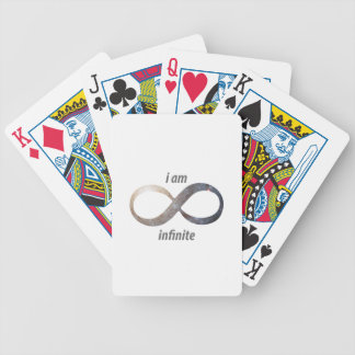 infiniteiam bicycle playing cards