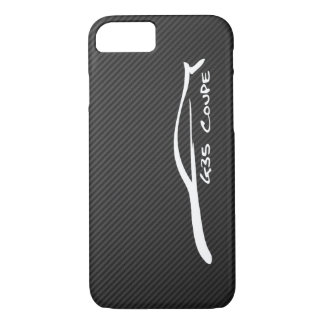 Infiniti G35 Coupe White Silhouette Logo Case-Mate iPhone Case