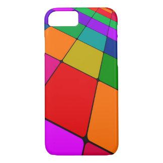 Infinity along a plain iPhone 8/7 case