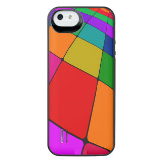 Infinity along a Plain iPhone SE/5/5s Battery Case
