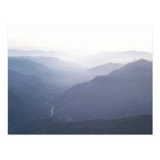 Infinity - Beyond the Horizon Postcard