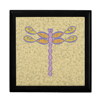 Infinity Dragonfly pink Gift Box