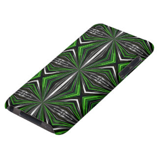 Infinity Energy Pattern Fractal Abstract Art iPod Touch Case-Mate Case