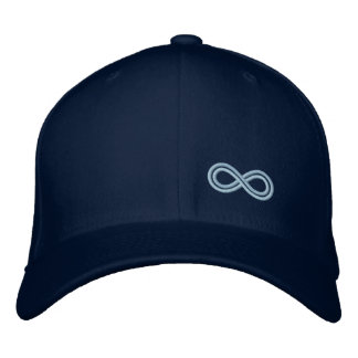 Infinity Hat by Infinite ZZZ Embroidered Hat