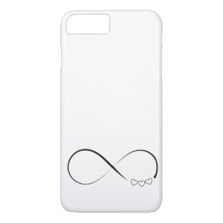 Infinity hearts symbol Case-Mate iPhone case