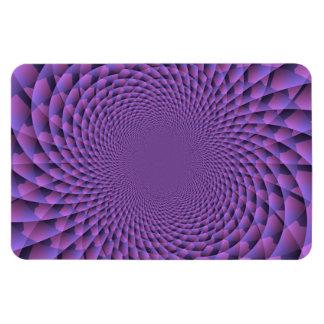 Infinity Is Purple Magnet