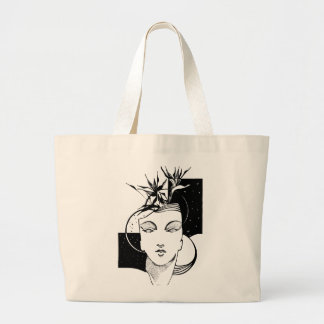 Infinity Large Tote Bag