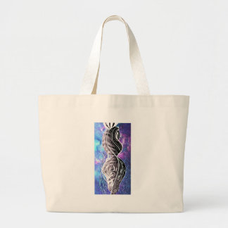 Infinity Large Tote Bag