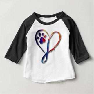 Infinity Paw Baby T-Shirt