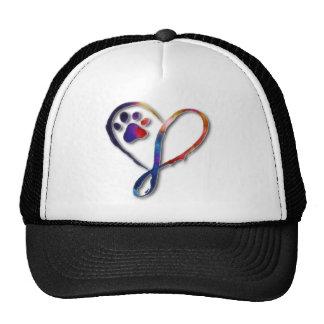 Infinity Paw Trucker Hat