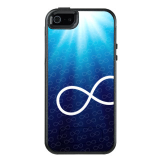 Infinity   Science Geek Gifts OtterBox iPhone 5/5s/SE Case