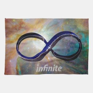 Infinity Symbol Kitchen Towels